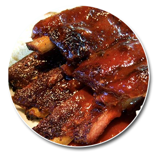 23. Spare Ribs with Sauce